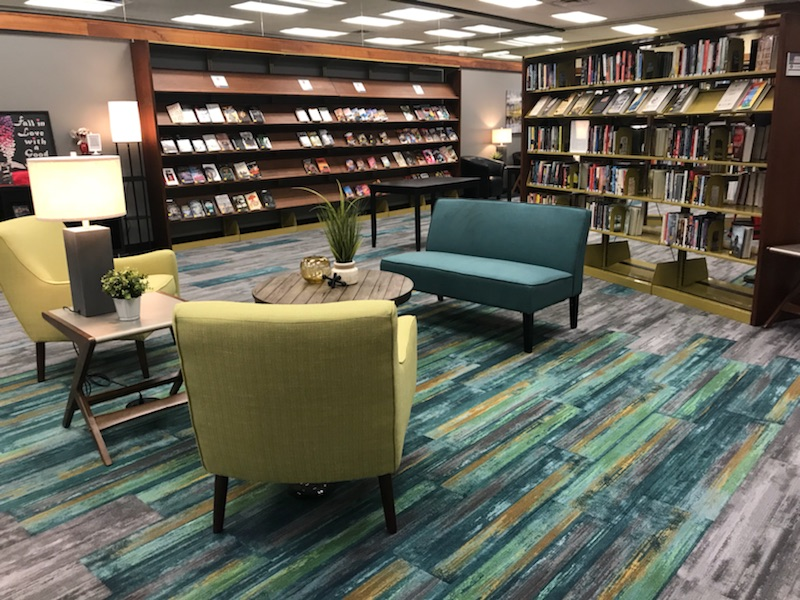 Popular Materials at Morrisson-Reeves Library