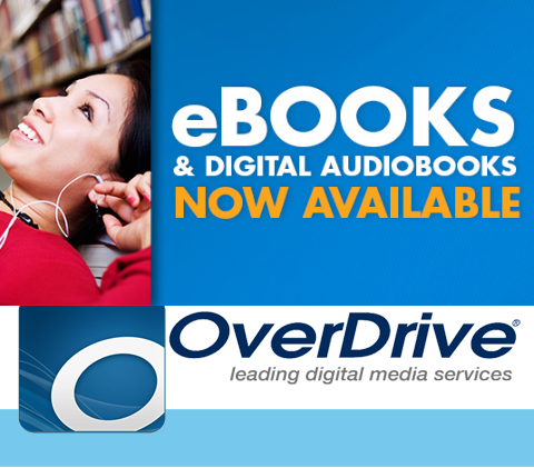 overdrive - e-books and audiobooks