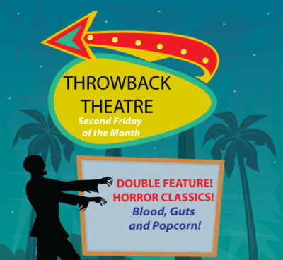 Throwback Theater - Horror Classics