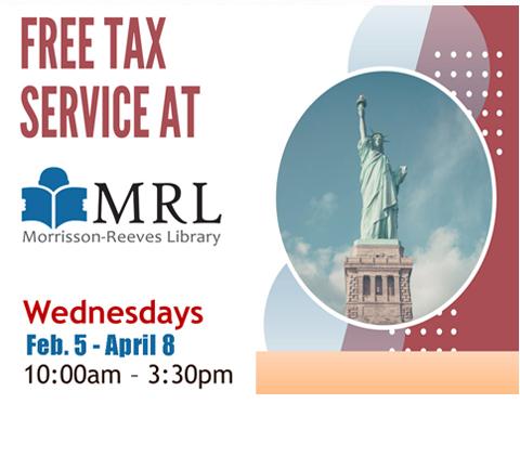 tax service at MRL