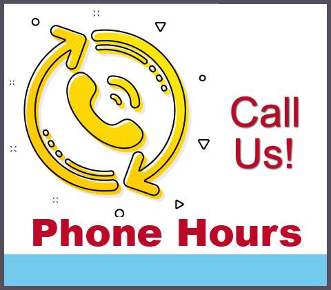 phone hours