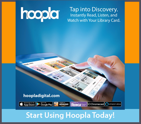 Hoopla - Digital Downloads