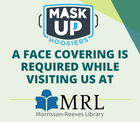 Mask up at MRL
