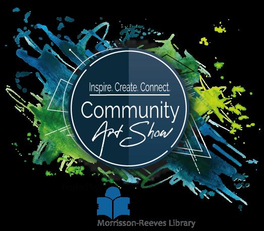 Community Art Show Logo - MRL