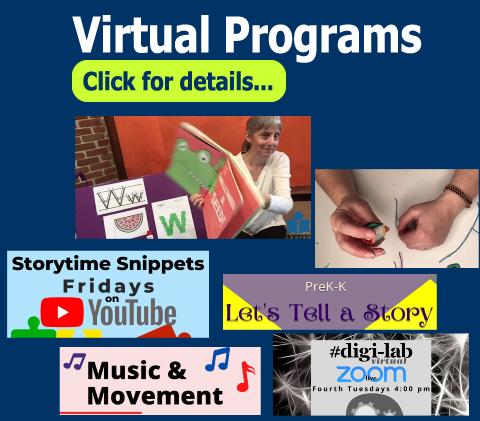 Virtual Programs at MRL