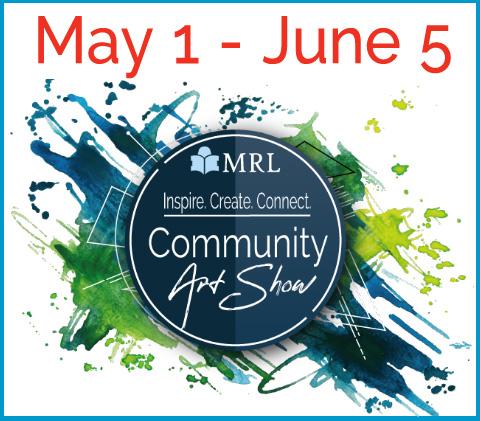 art show at MRL