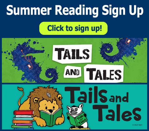 Summer Reading at MRL 2021