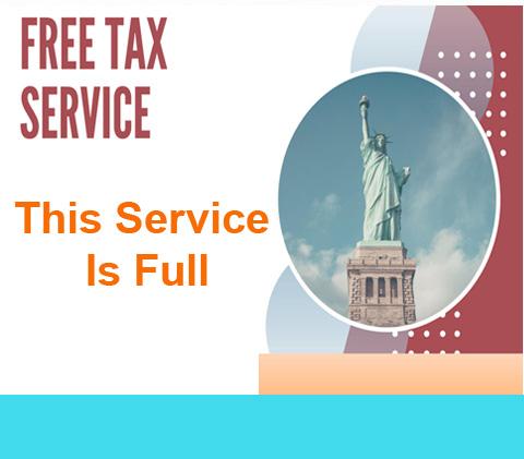 Free tax service