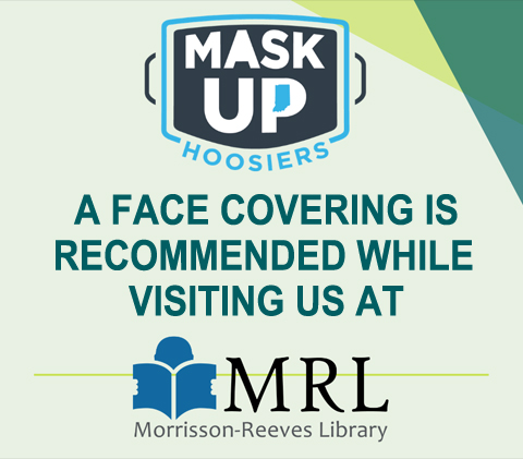 Face Mask Recommended for Library entry