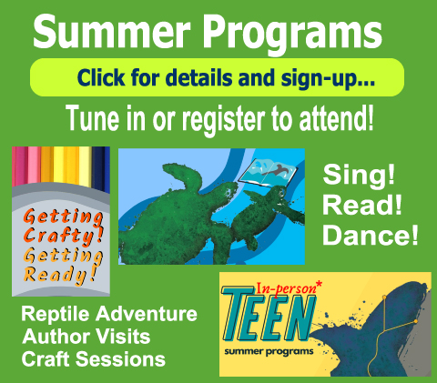 Click for Summer Event Sign-up and Virtual details