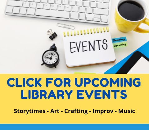 Click for library events