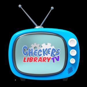 Checkers TV Logo